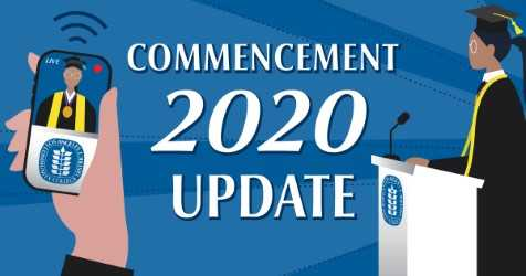 Commencement 2020 Update PDF