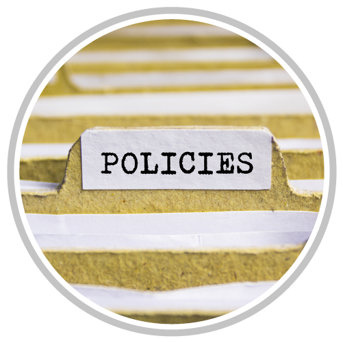 Folder with Label for Policies